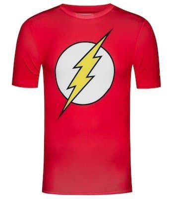 Under Armour The Flash Heatgear Compression Funktionsshirt für 17,66€ (statt 29€)