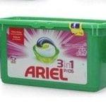 105er Pack Ariel 3in1 Pink Sensation Wasch-Pads für 19,99€ (statt 25€)