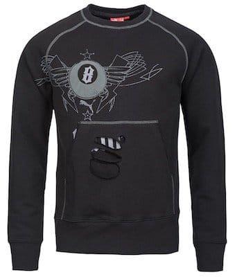 Puma Herren Tattoo Crew Sweatshirt für 18,09€ (statt 29€)   nur S, M und L