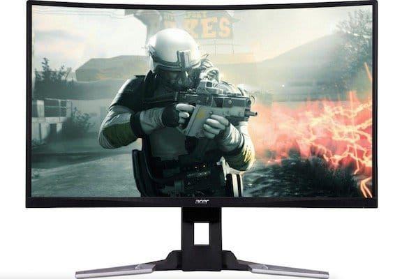 Acer XZ271UA   27 Zoll WQHD curved Gaming Monitor mit 144Hz für 345,10€ (statt 400€)