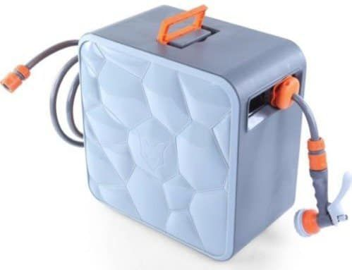 Fuxtec FX CU30 Wasserschlauchaufroller (30 Meter) für 89,99€ (statt 127€)