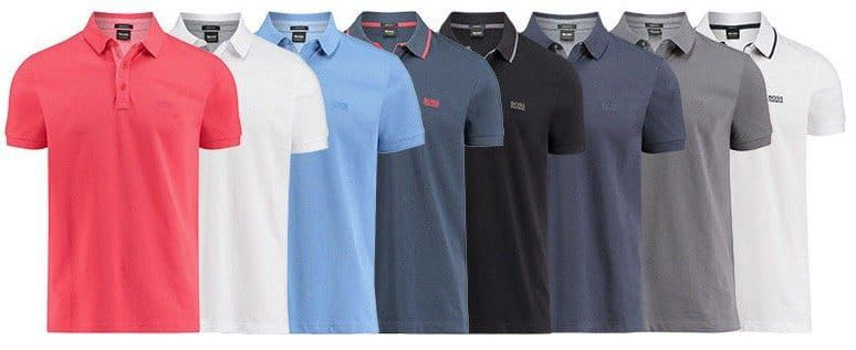 BOSS Herren Poloshirt Peos in Regular Fit für je 49,90€ (statt 89€)