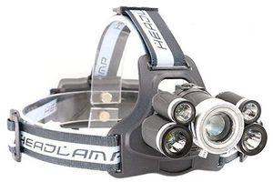 Boruit LED Kopflampe mit 5 Lichtmodi ab 12,99€ (statt 26€)