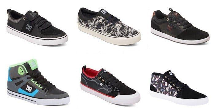 DC Shoes Sale für Damen, Herren und Kinder bei vente privee   z.B. Cole Signature Sneaker für 34,90€ (statt 71€)