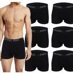 10er Pack Retro Boxershorts für 10,90€