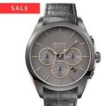 Nur noch heute! Christ Sale + 20% auf ALLES im Sale – z.B. Hugo Boss Touch Smartwatch für 255,92€ (statt 320€)
