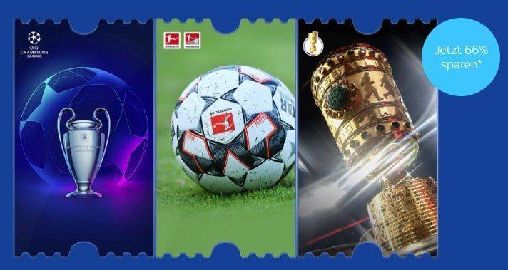Sky Supersport Ticket einmalig 9,99€ bis Ende März (statt 30€)   monatlich kündbar (Champions League ⚽ Bundesliga)