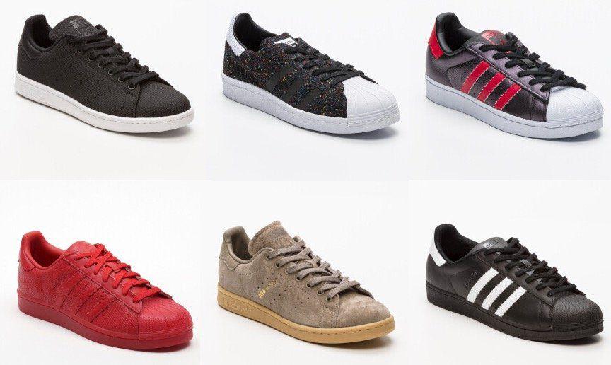 adidas Sale bei vente privee   z.B. adidas Stan Smith für 59,99€ (statt 83€)