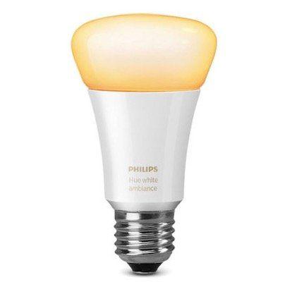 Philips Hue White Ambiance E27 für 19,99€ (statt 25€)
