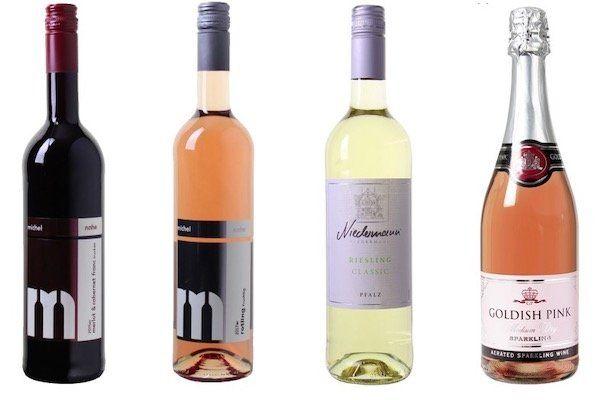 Wein Sale mit 400 reduzierten Tropfen ab 3,99€ pro Flasche + 15€ Extra Rabatt mit Gutschein (MBW 50€)