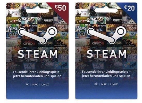 70€ Steam Guthaben für 60,99€   nur per Paydirekt Zahlung