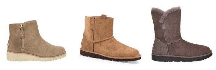UGG Sale bei vente privee   z.B. UGG Trigo Lammleder Sneaker für 95,99€ (statt 139€)
