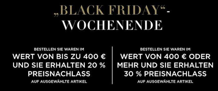 Ralph Lauren Black Freitag Sale mit 20% Rabatt   ab 400€ sogar 30% Rabatt