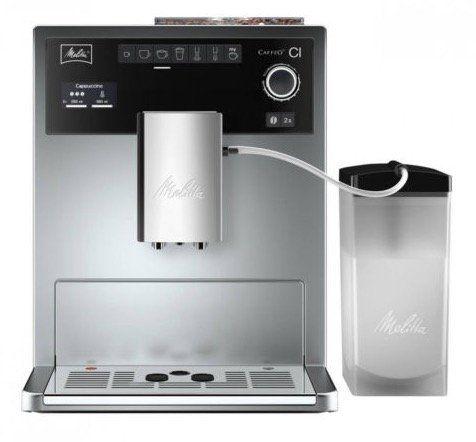 Melitta Caffeo CI E 970 101 Premium Kaffeevollautomat für 599€ (statt 650€)