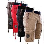 Geographical Norway Herren Cargo Shorts für je 34,90€ (statt 40€)