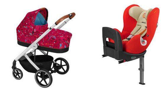 cybex Sale (Kinderwagen, etc.) bei Veepee   z.B. Kindersitz Aton M i Size ab 139,99€ (statt 159€)