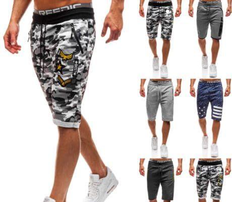 Bolf Perfect 7G7 Herren Shorts u. Bermudas   60 Modelle bis 2XL für je 8,45€