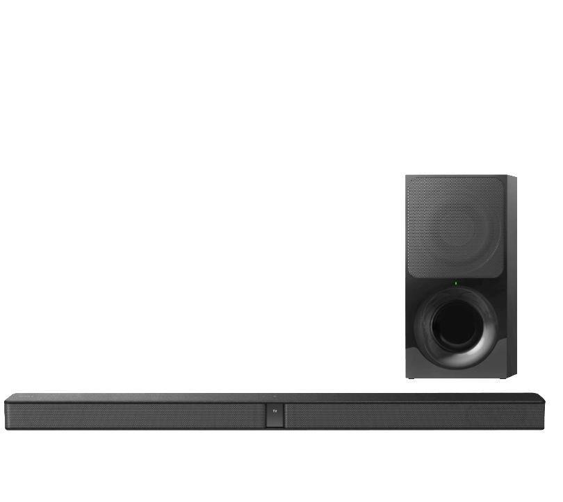 Sony HT CT290 2.1 Soundbar (300W, Bluetooth, HDMI, kabelloser Subwoofer) für 144€ (statt 168€)