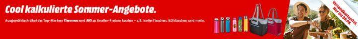 Media Markt: kleine Alfi Isolierflaschen  u. Kühltaschen Aktion   z.B. THERMOS Tritan Trinkflasche für 9€ (statt 17€)