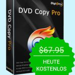 WinX DVD Copy Pro 3.9 (Lifetime-Lizenz, Windows) kostenlos