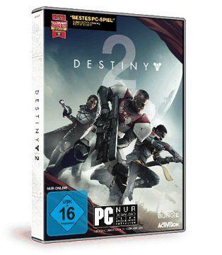 Destiny 2   Standard Edition (PC) für 10€ (statt 15€)