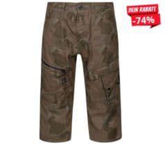 DNM Dissident Digital Camouflage Herren 3/4 Short ab 11,11€ + 3,95€ VSK