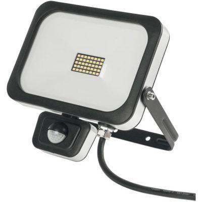 ELV 20 W Slim LED Flutlichtstrahler mit Bewegungsmelder für 19,95€