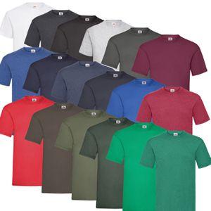 Abgelaufen! Fruit of the Loom   10 T Shirts M bis 5XL ab je Set 20,99€ (statt 29€)