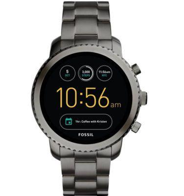 FOSSIL Q FTW4001 Herren Smartwatch für 179,99€ (statt 263€)