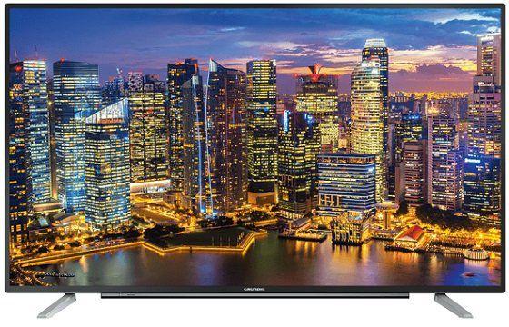 GRUNDIG 49 GUB 8782 49 Zoll UHD Fernseher für 399€ (statt 639€)