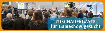 """Freikarten für """"Gameshow"""" am 5. Juli in Köln Ossendortf   inkl. 30€ Aufwandsentschädigung"""