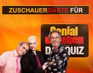 """Freikarten für """"Genial daneben   Das Quiz"""" an verschiedenen Terminen im Januar"""