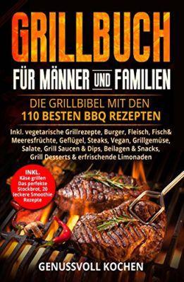 Grillbuch für Männer & Familien (Kindle Ebook) gratis