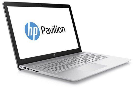 HP Pavilion – 15 cc131ng, Notebook mit 15.6, i5, 8GB RAM, 1TB HDD, 128GB SSD in Silber für 699€ (statt 899€)