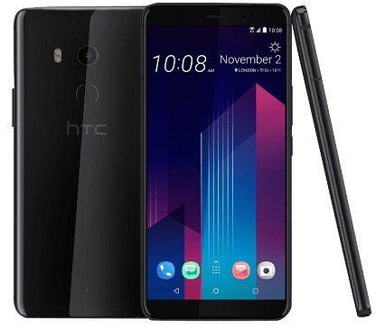 HTC U11 Plus Smartphone mit 128 GB, 6 Display und Android Oreo für 499€ (statt 590€)