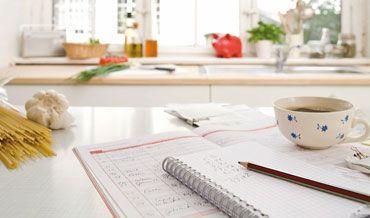Haushaltsbuch (Sparkasse) kostenlos anfordern