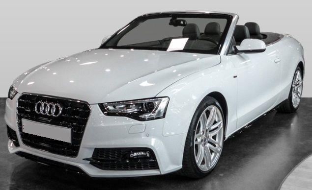 Audi A5 Cabrio quattro S Line Plus Leasing (privat & gewerblich) ab 249€ mtl.