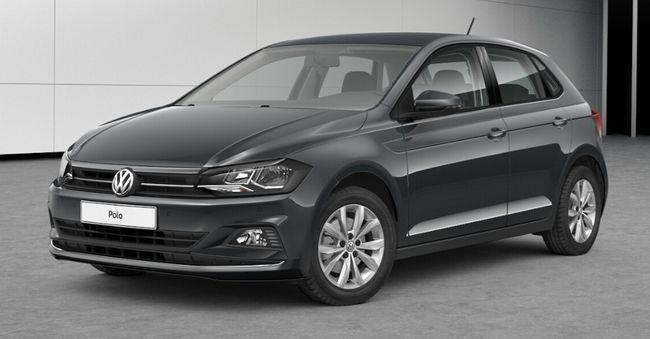 VW Polo Highline 1.6 TDI Leasing (gewerblich) ab 96,33€ mtl.