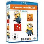 Ich – Einfach unverbesserlich 1+2 als 3D-Blu-ray + Handyhülle für 19€ (statt 33€)