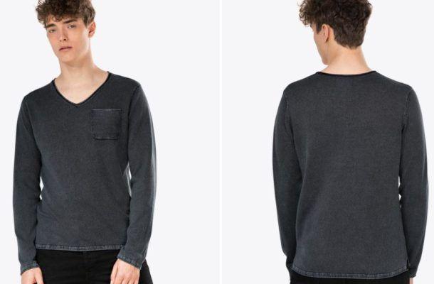 Top! JACK & JONES JORVENUE V NECK Herren Sweater für nur 8,61€ (statt 28€)
