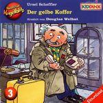 Kommissar Kugelblitz – Der gelbe Koffer (Folge 3, Hörspiel) kostenlos