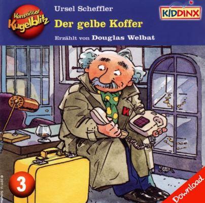Kommissar Kugelblitz   Der gelbe Koffer (Folge 3, Hörspiel) kostenlos