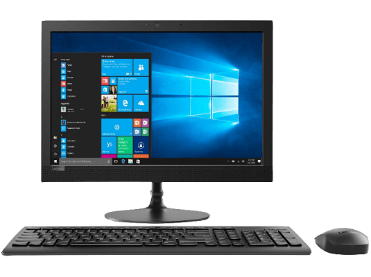 Lenovo IdeaCentre AIO 330   All in One PC mit 19,5 Monitor für 399€ (statt 449€)