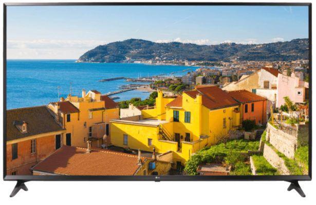 LG 55UJ6309   55 Zoll 4K Fernseher für 469€ (statt 533€)
