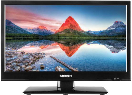 MEDION P13173   15.6 Zoll HD ready TV mit triple Tuner für 69,99€ (statt 98€)