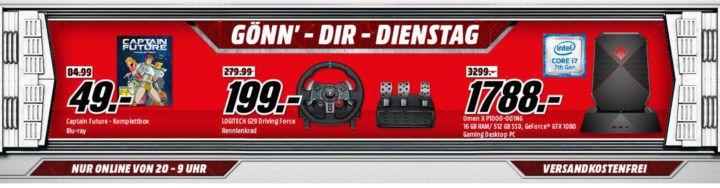 ASUS Radeon RX 570 ROG Strix OC 4GB Grafikkarte für 219, € (statt 259€) uvm. im Media Markt Dienstag Sale
