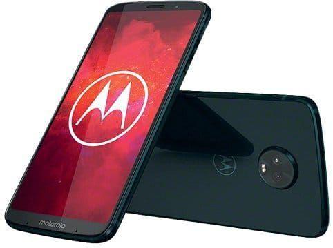 Motorola Moto z3 Play   6 Smartphone mit 64 GB & Android 8 für 349€ (statt 393€)