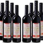 Baron d'Emblème – Merlot 12 Flaschen trockener französicher Rotwein für 45€