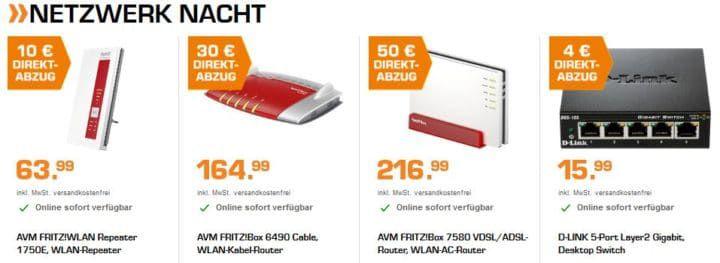 Saturn Late Netzwerk und Smartphone Nacht: z.B. MOTOROLA moto z3 play für 349€ (statt 496€)