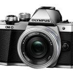 Olympus OM-D E-M10 Mark II – Systemkamera + 4-42 mm Pancake für 499€ (statt 539€)